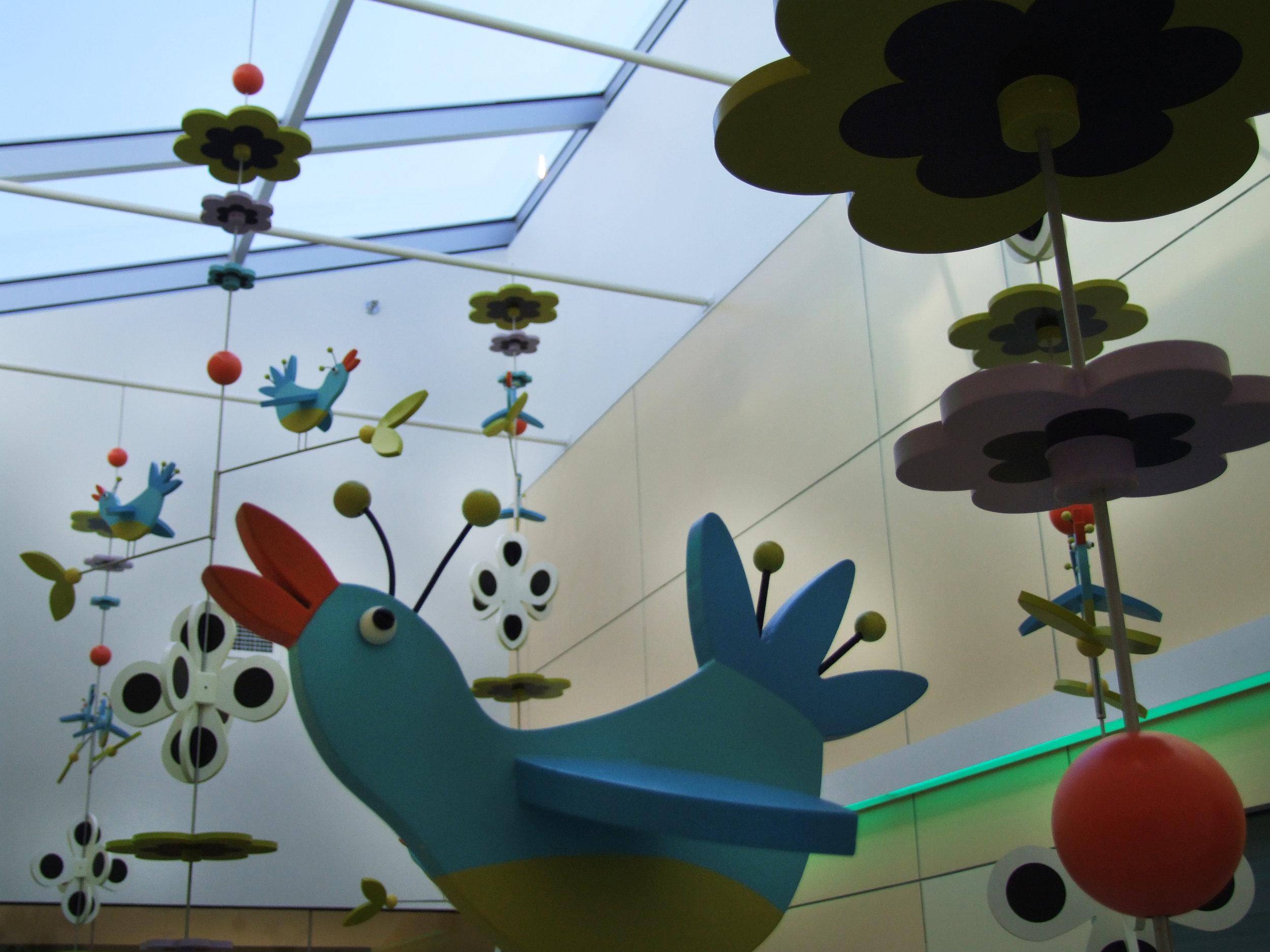 Bluebird atrium 4
