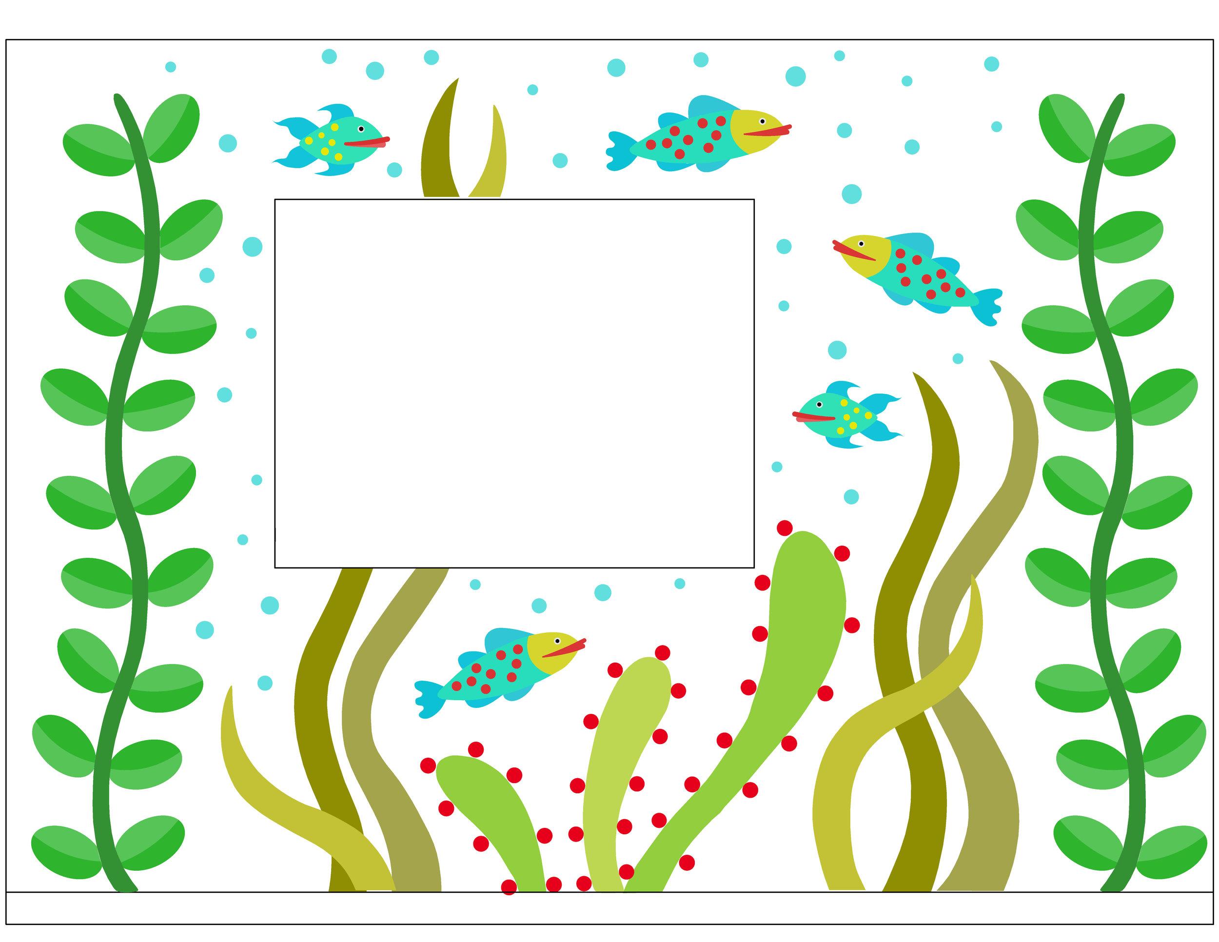 Aquarium Wall CAD