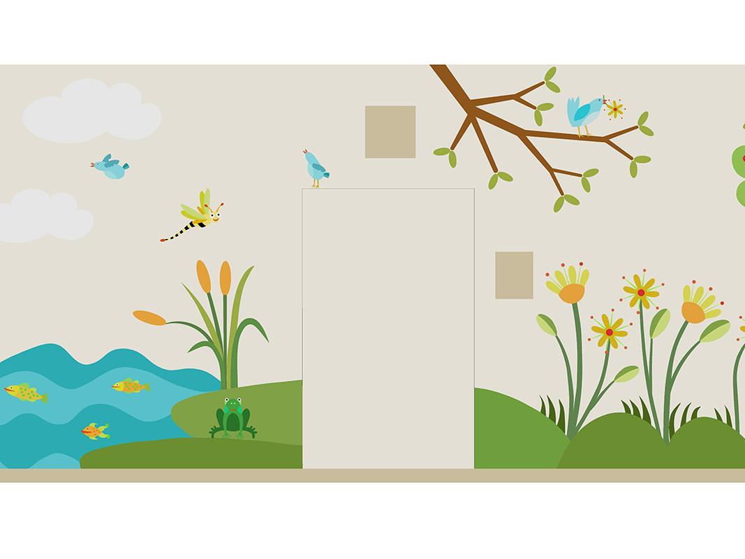 A Wonderland of Nature CAD 1