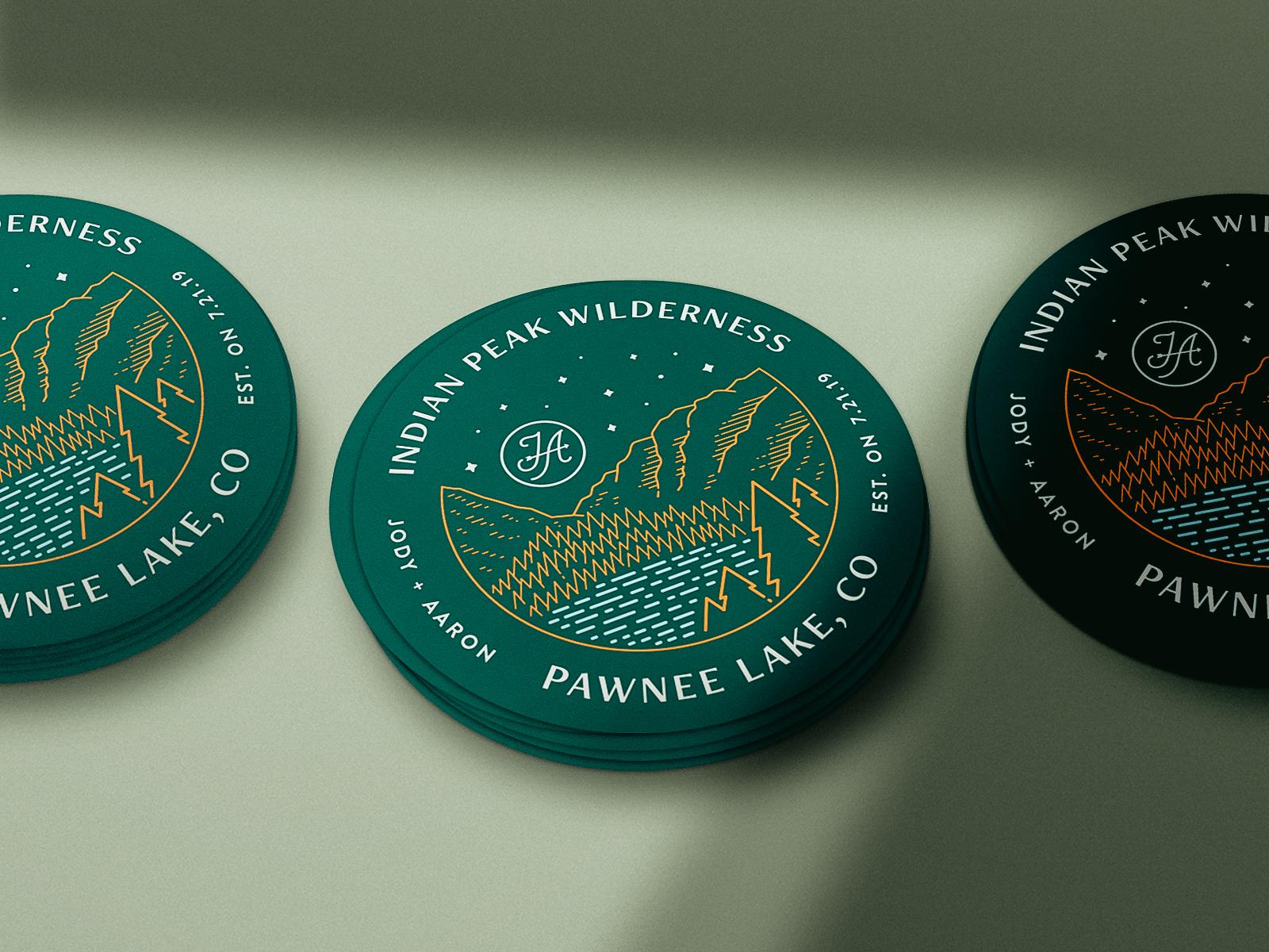 wedding-badge-sticker-pawnee-lake-colorado.jpg