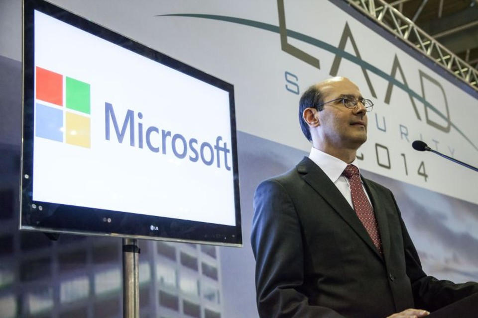 Alfredo Deak Jr. - Defense & Intelligence Director LATAM da Microsoft Brasil.