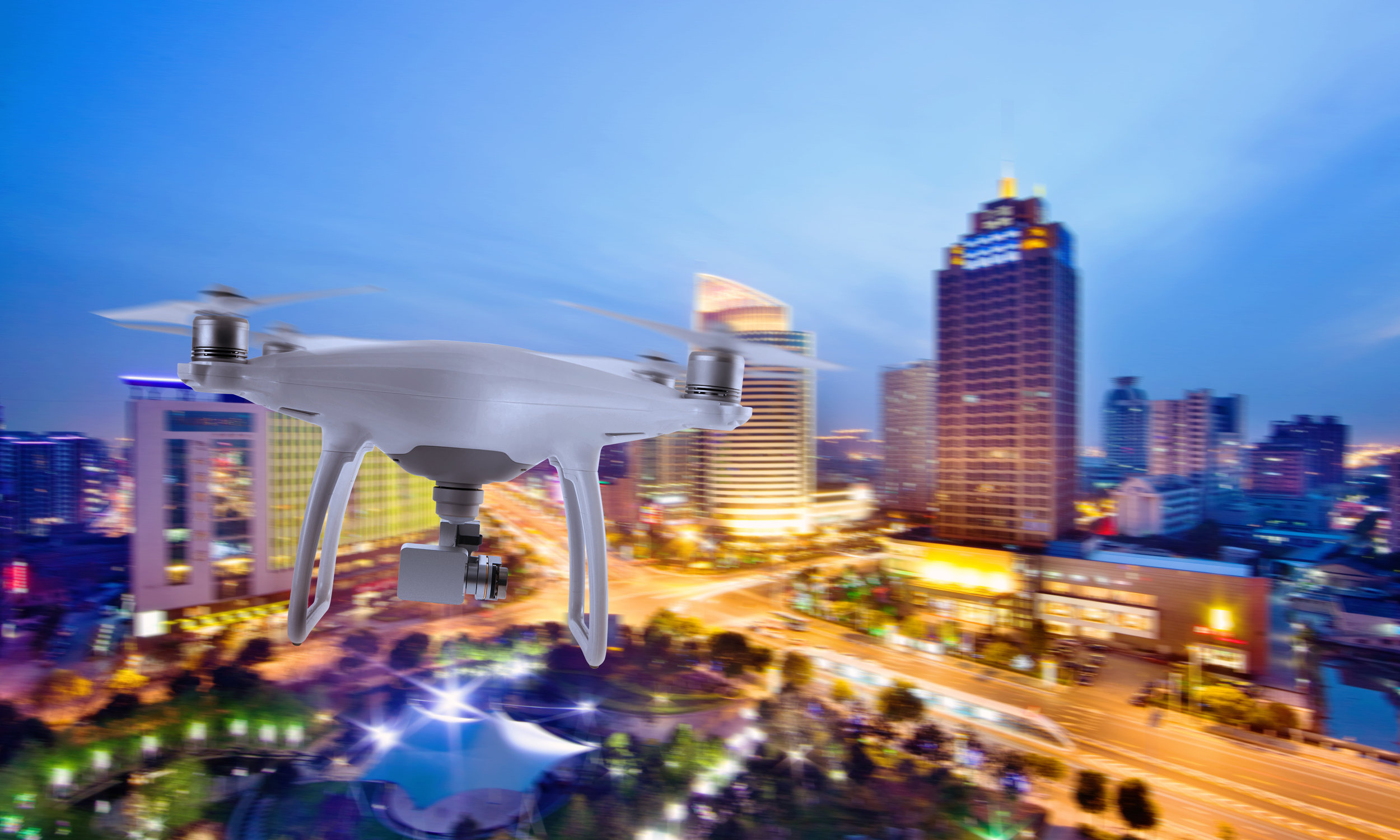 Drones nas Smart Cities - Cenário, Desafios Regulatórios e Perspectivas do Uso Urbano