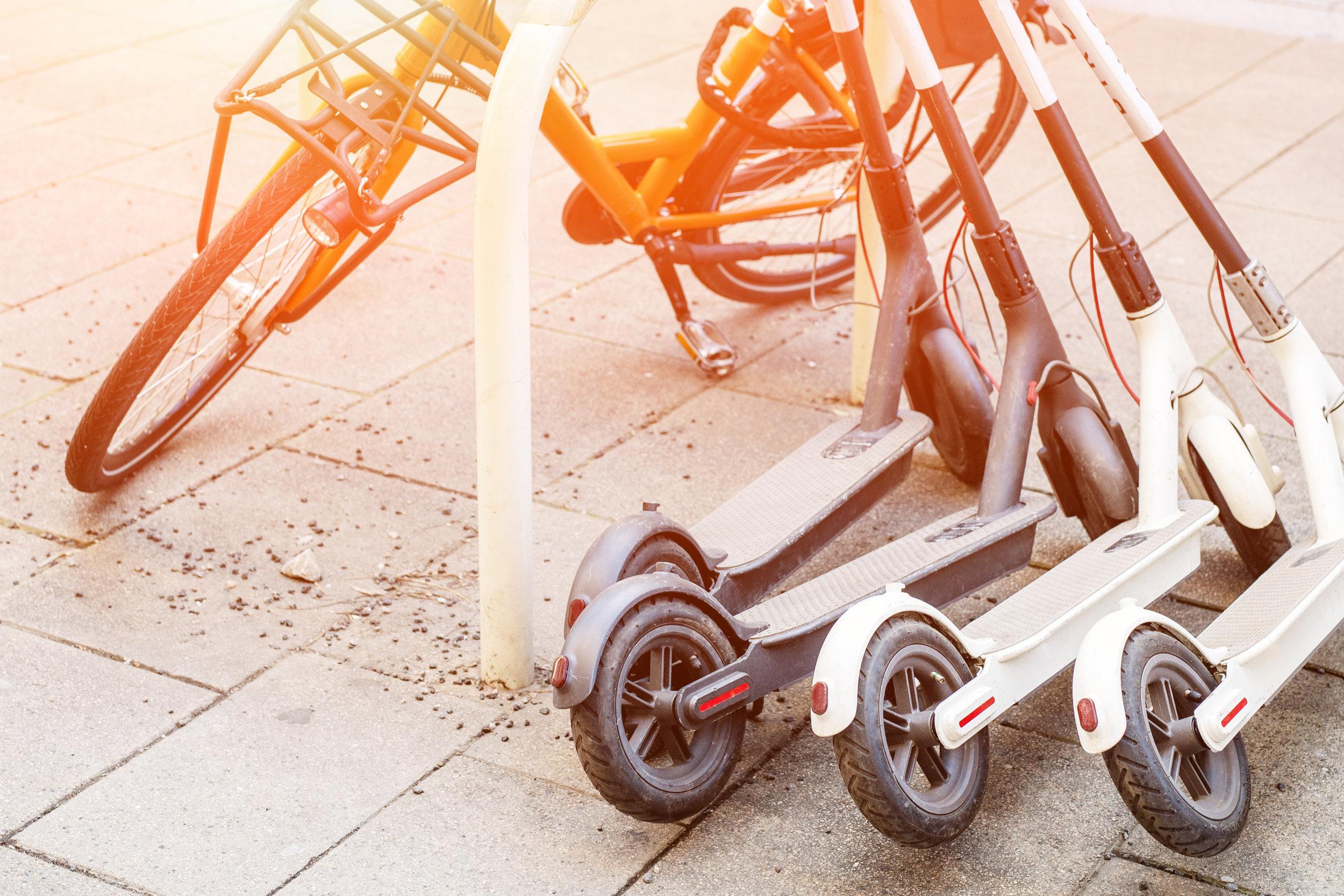 Micromobilidade, Bikes e Patinetes - Regulação, Desafios e Perspectivas da Disrupção na Mobilidade Urbana das Cidades