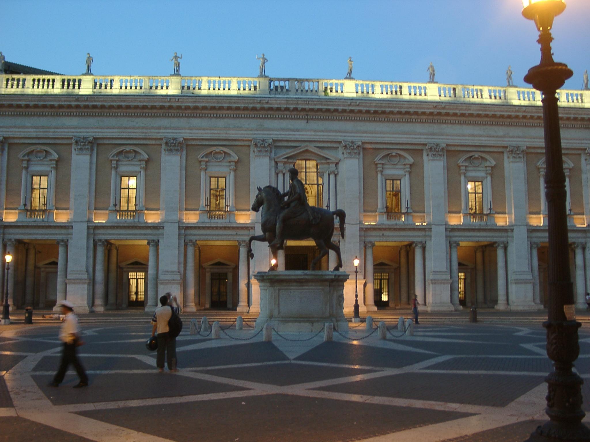 Roma, Campidoglio, Musei Capitolini - Foto de Mauro C.
