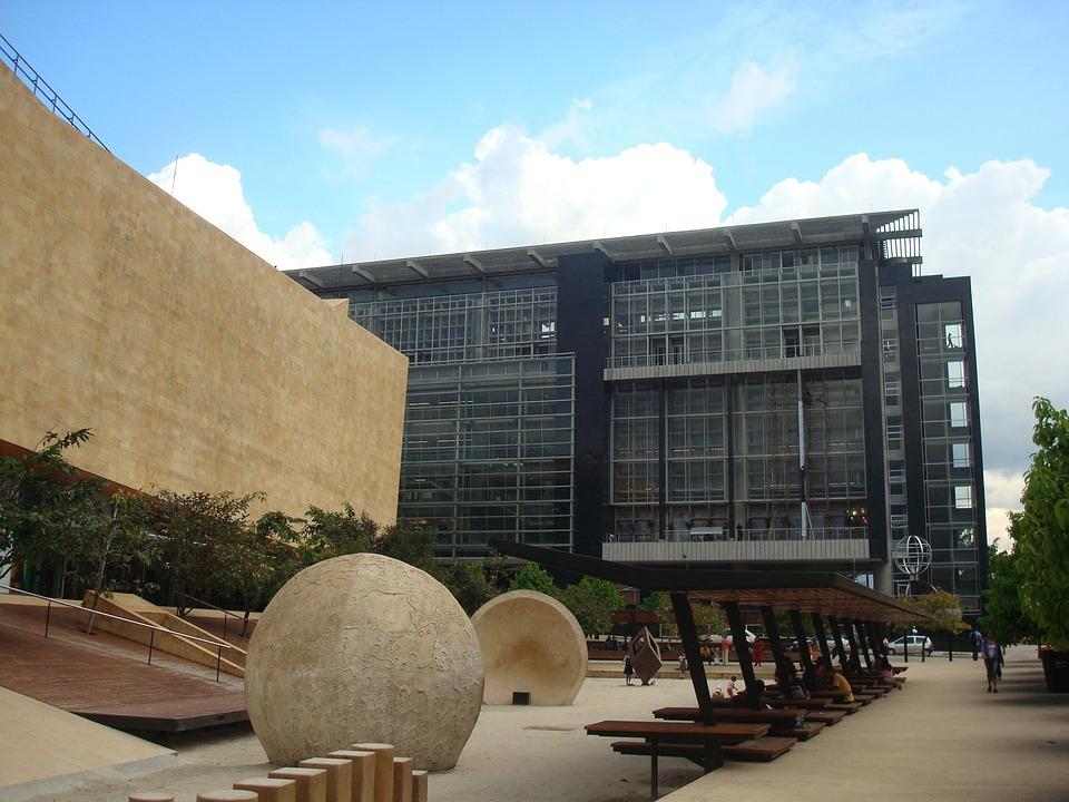 Biblioteca EPM - foto: Câmara de Comércio de Medellín