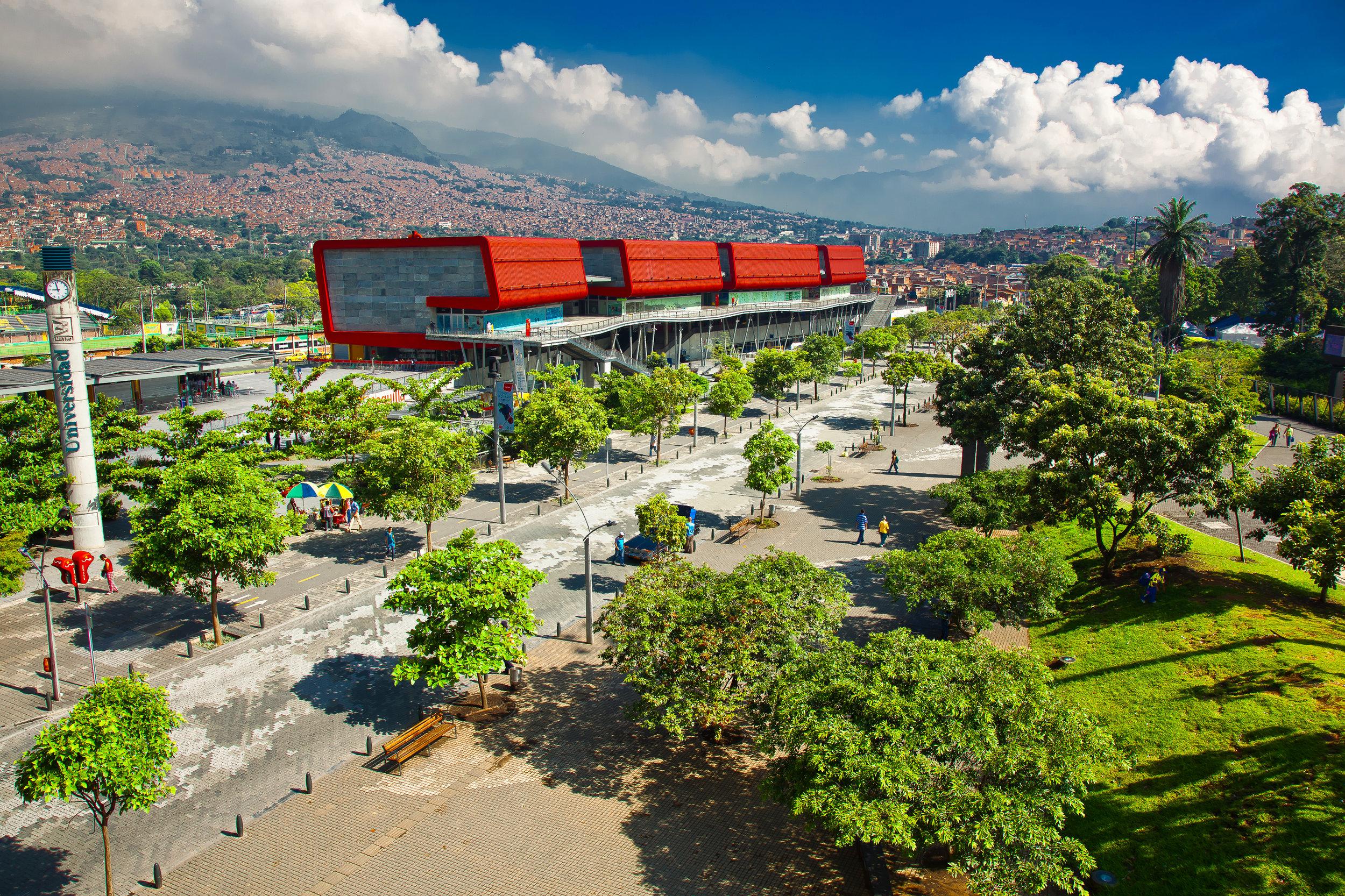 Parque Explora. Foto: Medellín Travel.