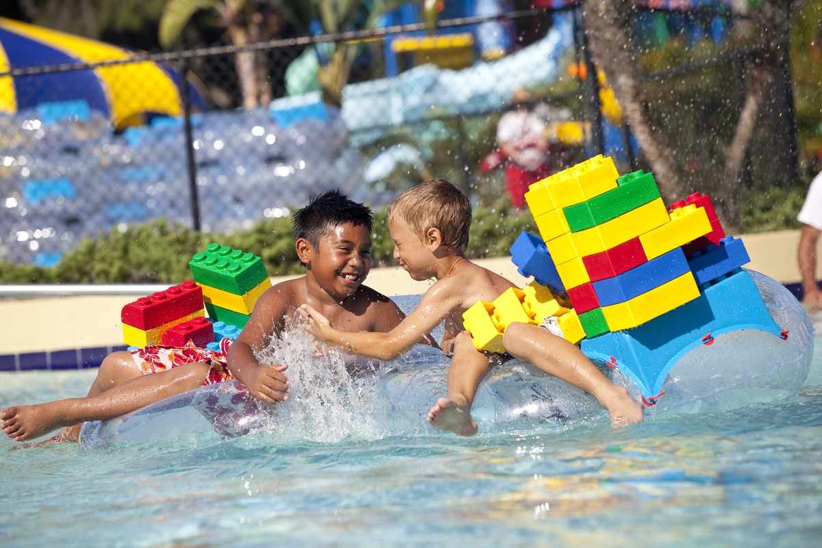 LEGOLAND Florida Water Park in Winter Haven FL  - opened May 26  2012.JPG