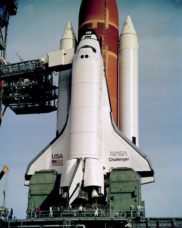 Challenger. Foto: Wikipedia.