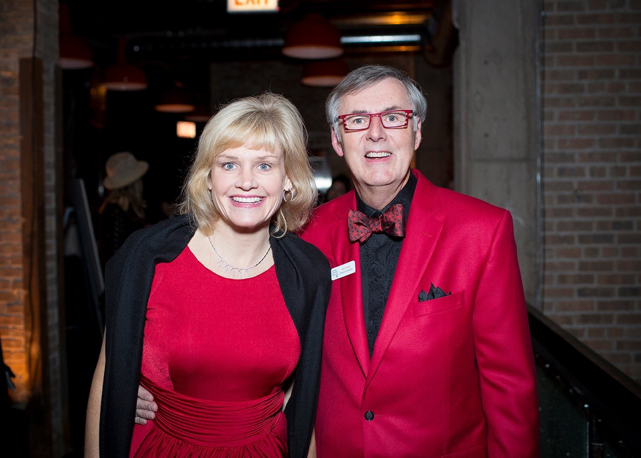 Bob and Rose Fealy at Red Jacket Optional.