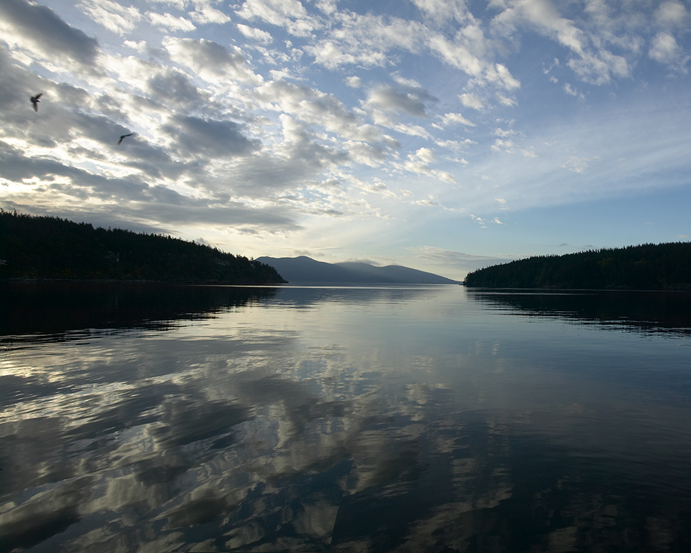 The Inside Passage - Journey to Alaska in a small boat