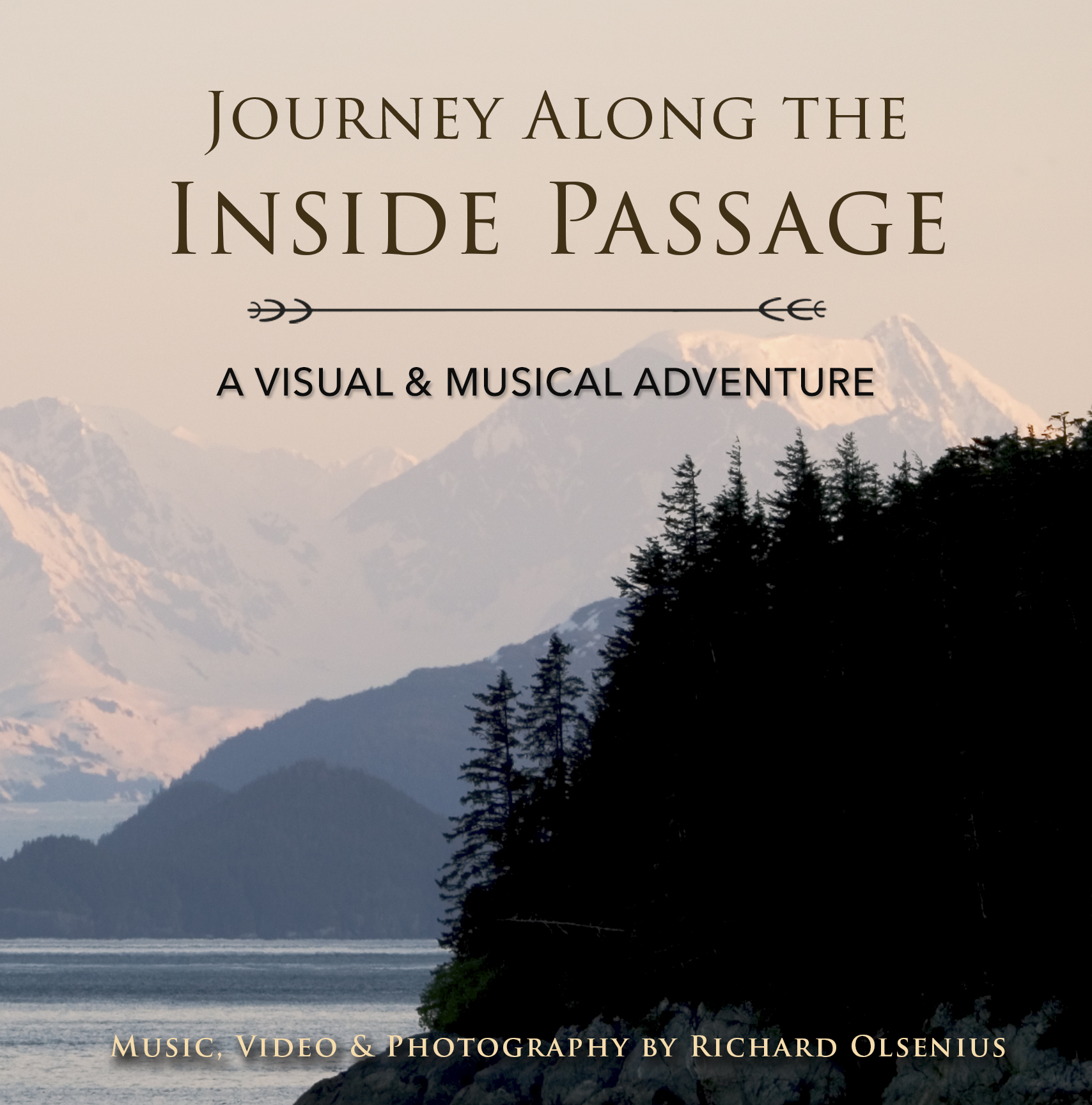 INSIDE PASSAGE MUSIC ALBUM