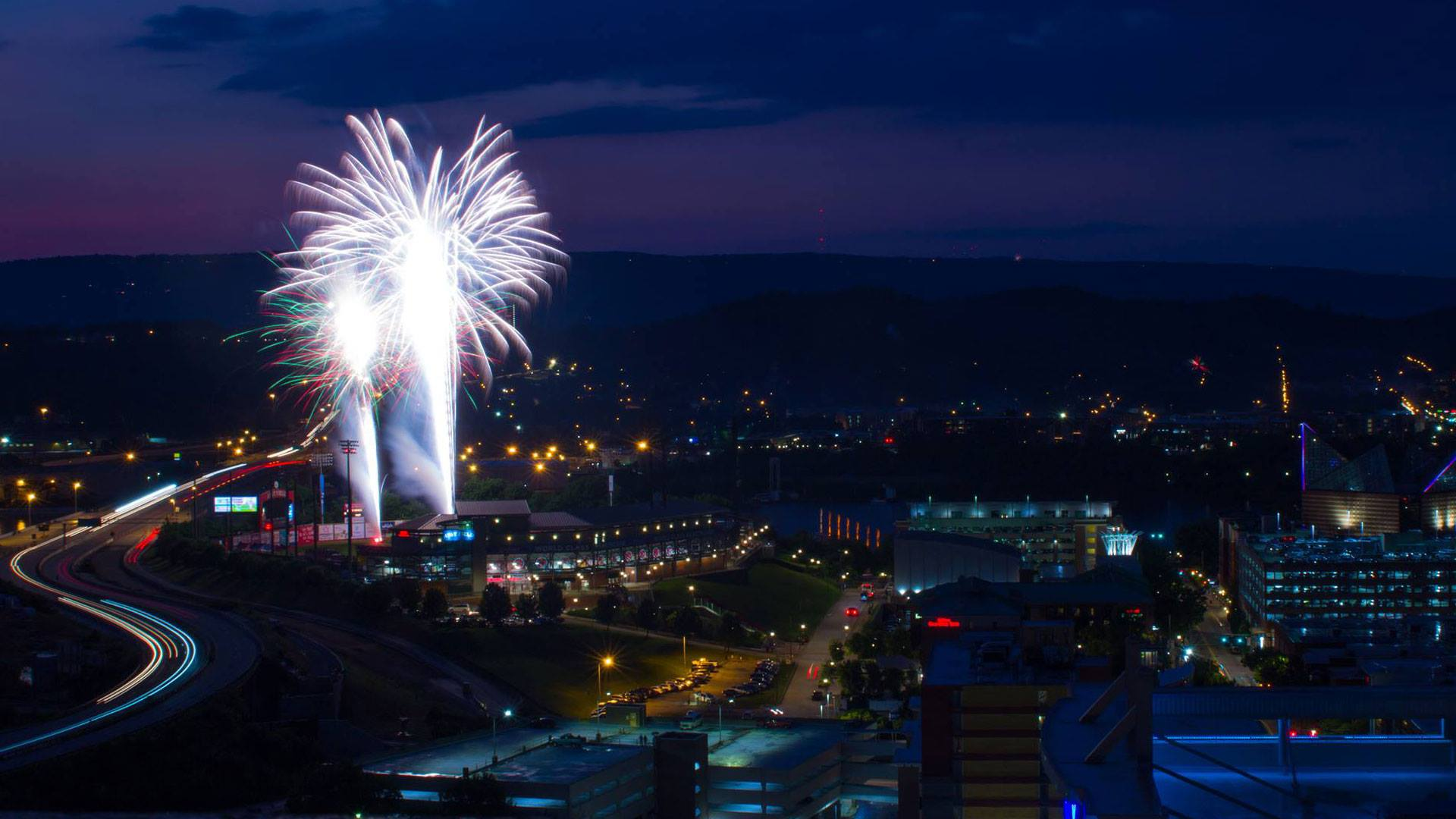 Fireworks Friday! Lookouts vs. Biscuits  Friday, July 13th, from 7:15 PM - 11 PM @  AT&T Stadium