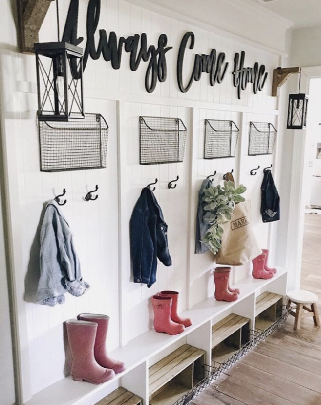 It's almost time... - Summer is ending and it's almost time for the kiddos to head back to school. I don't know about your house, but mine gets CRAZY in the mornings! I love these back to school organization tips and tricks, especially the hanging closet cubbies with their clothes for the week by whatmomslove! Genius!! I hope you enjoy these and check out their link below for more inspiration.