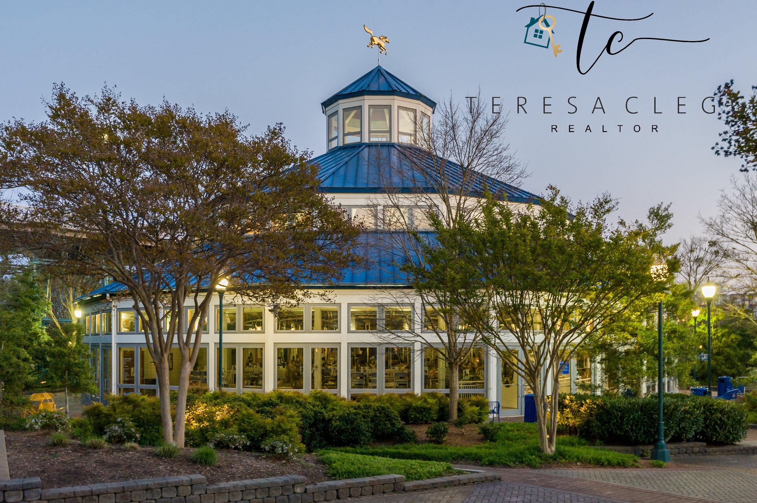 Teresa Clegg Chattanooga Realtor Coolidge Park