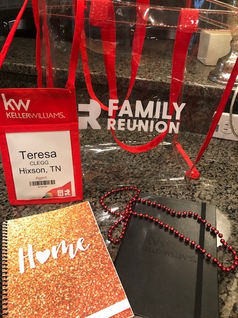 teresa clegg keller williams family reunion