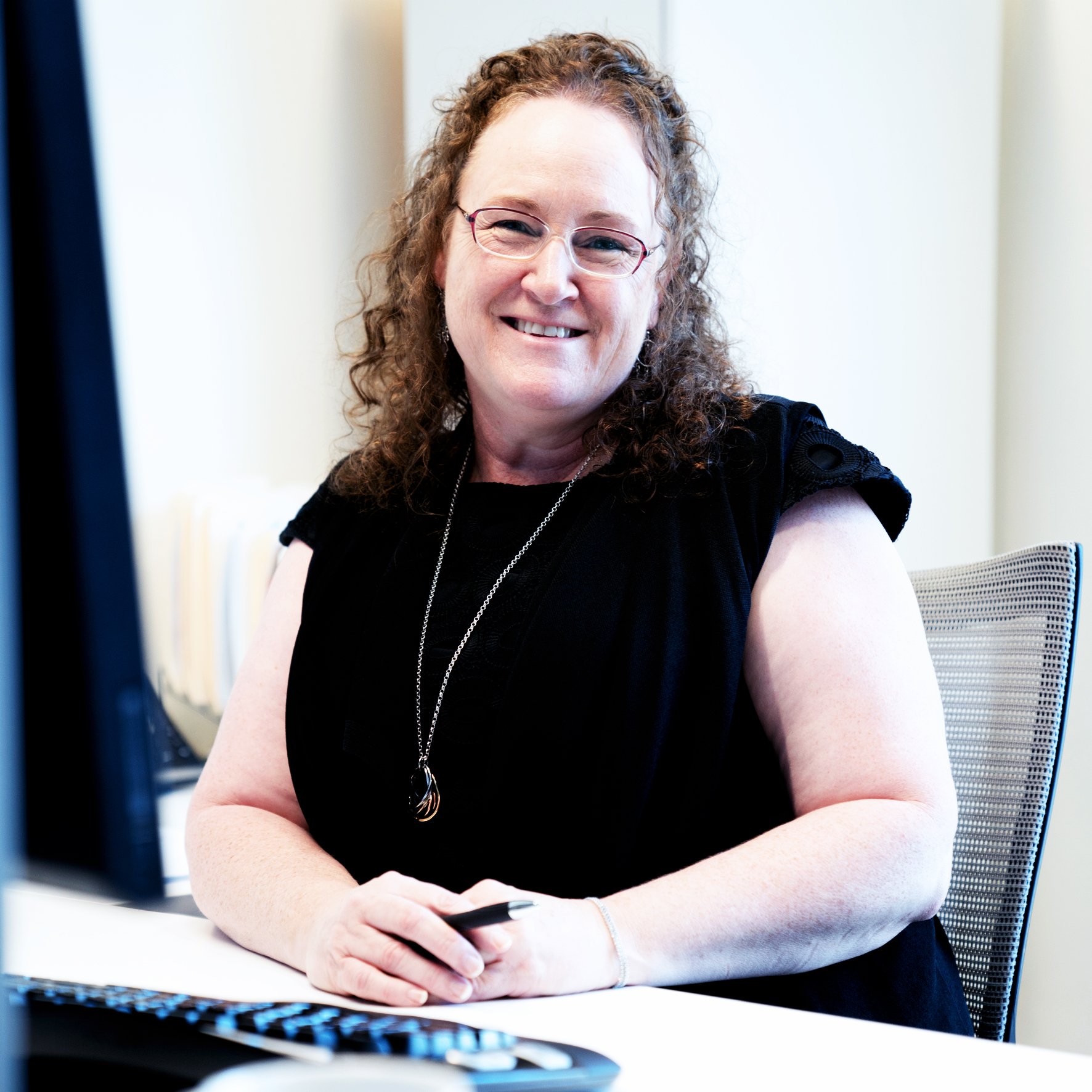 Sue Madeley – Client Manager