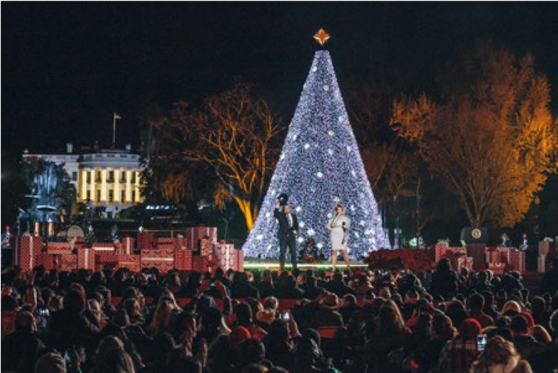 White House Christmas Tree Lighting