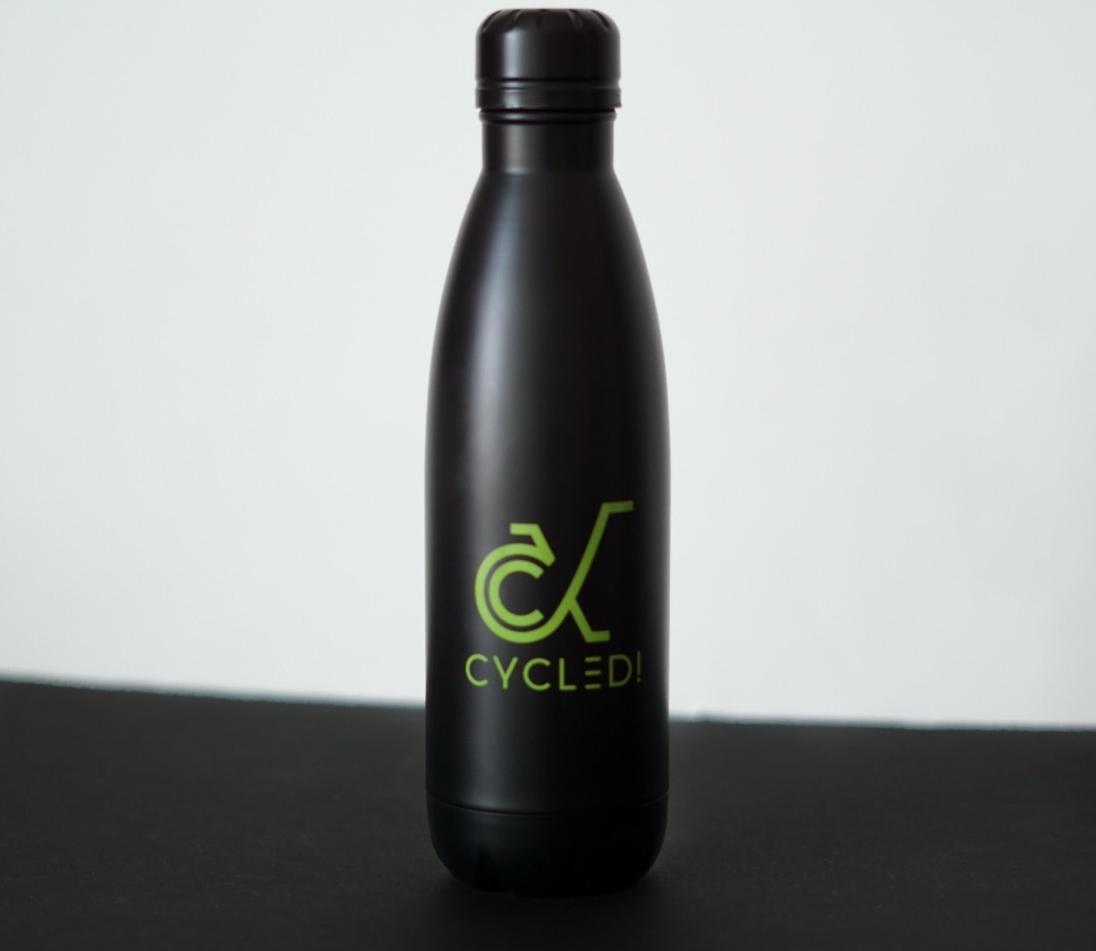 CYCLED! Water Bottle $28