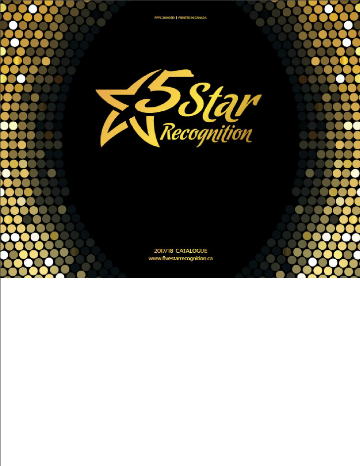 5 Star Recognition