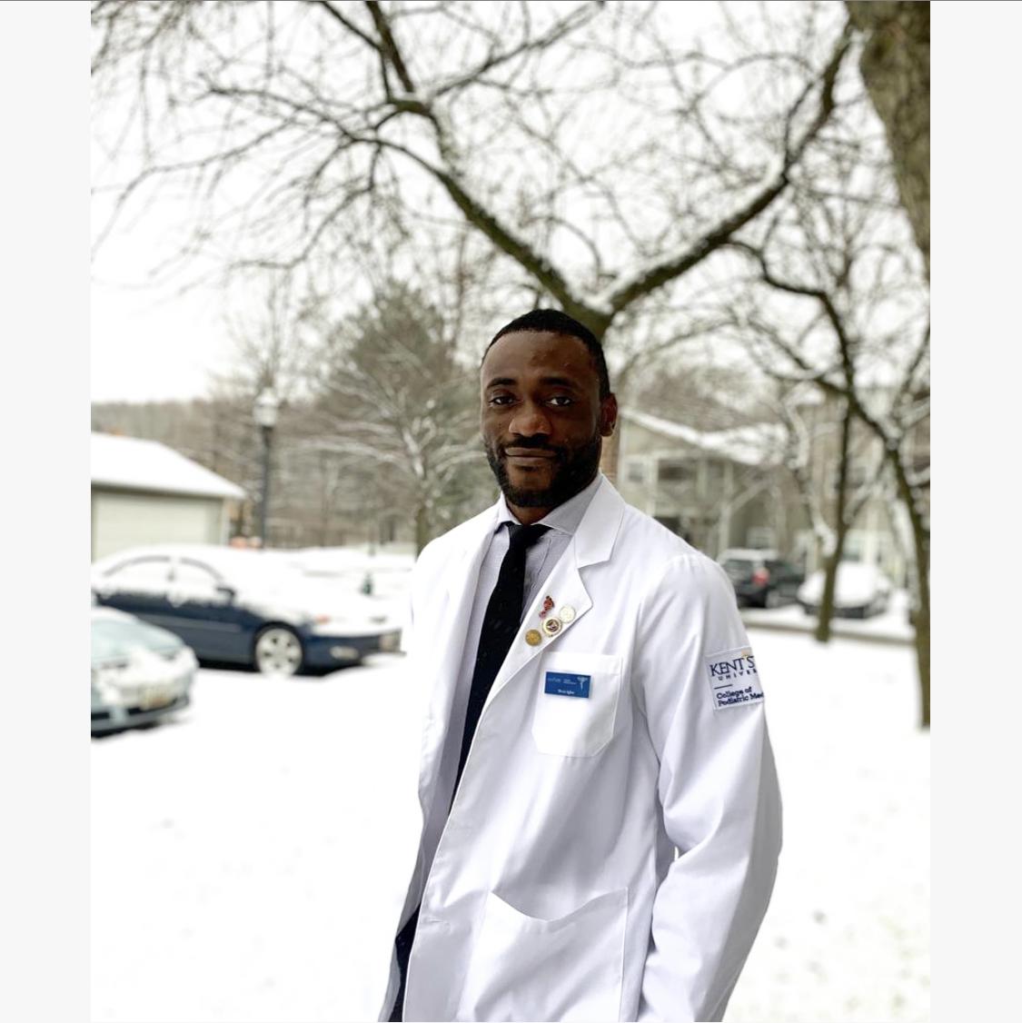 Denis Agbor   dagbor@kent.edu