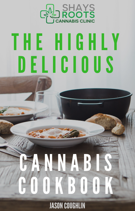 THE HIGHLY DELICIOUS CANNABIS COOKBOOK - Over 50 cannabis inspired recipes designed to excite the taste buds and  uplift your mood. This cookbook is a great addition to any cannabis  patients kitchen. Order yours today!