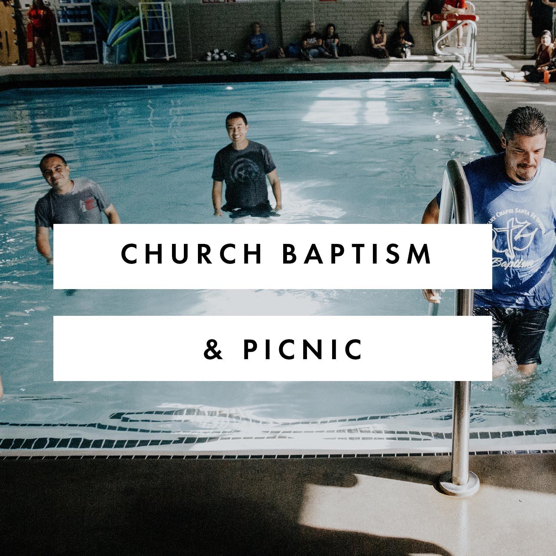 Church Baptism