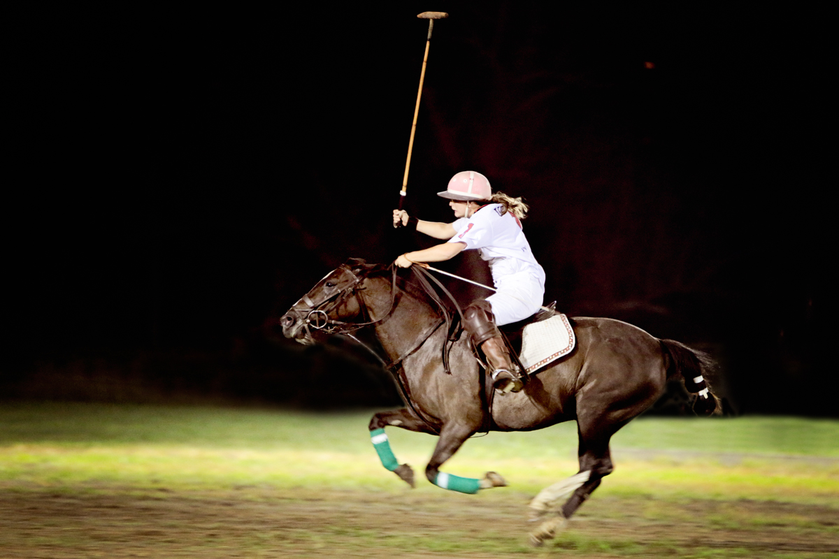 Juliette Powers: Certified Polo Instructor  Juliette has loved horses her whole life, however she developed a love for polo in high school. A third-generation polo player, Juliette learned from her father, brother, and grandfather. Juliette has been a United States Polo Association member for 10 years. Juliette began teaching riding lessons in 2008, and after 2011 she began teaching polo lessons.