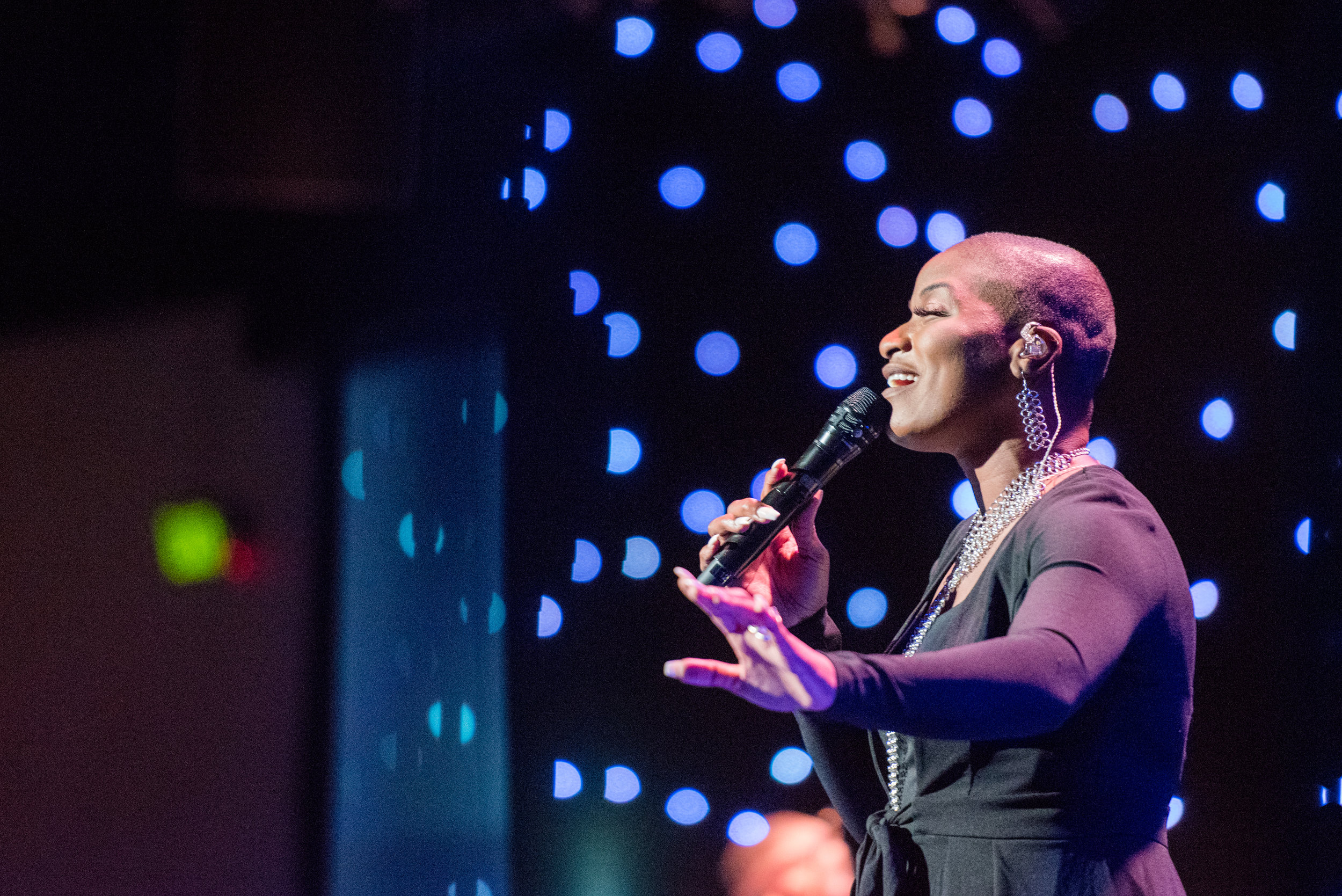 Janice Freeman, Unstoppable Foundation. Beverly Hilton.