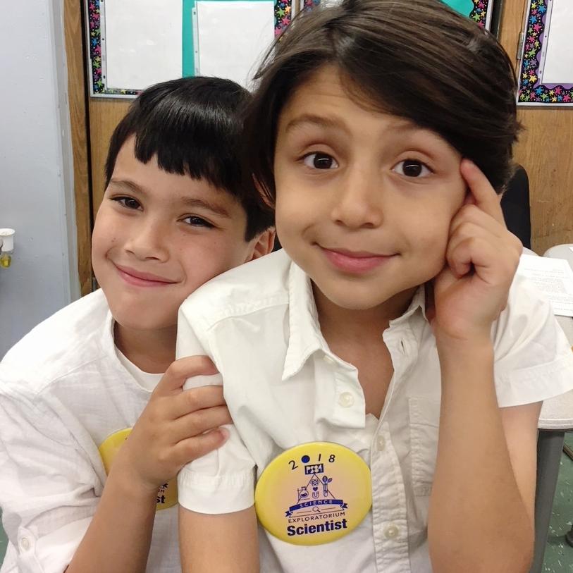 2nd Grade Junior Scientists