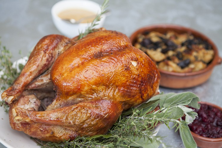 L.A. Weekly | How to Pair Marijuana Edibles With Your Thanksgiving Feast