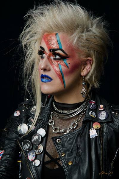 SKYE - A rock/blues band featuring singer/songwriter Skye Dahlstrom