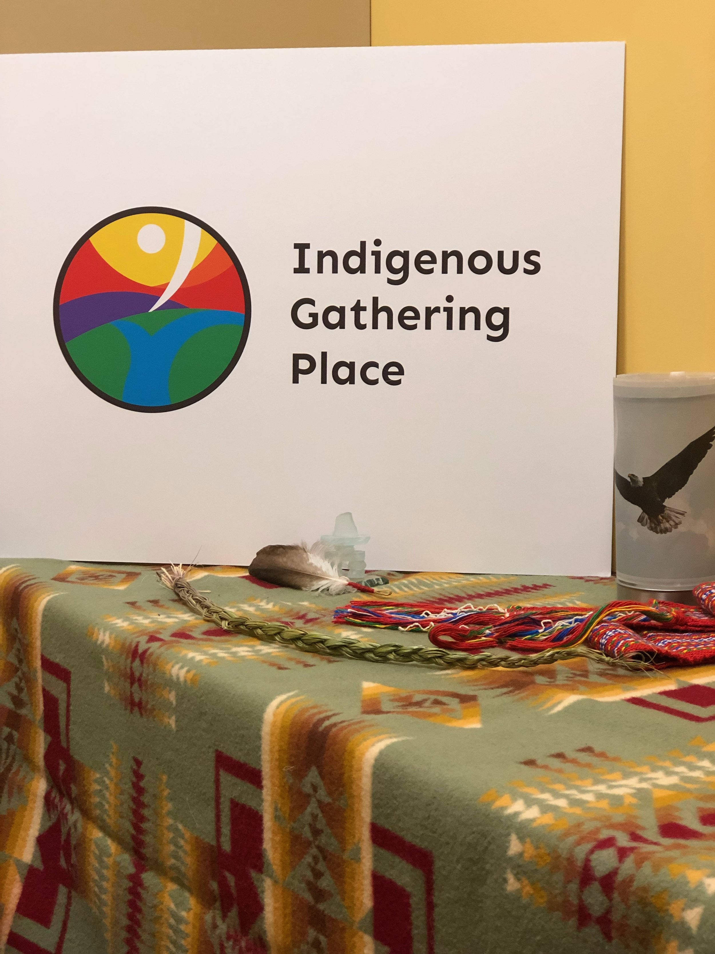 About Us - The Indigenous Gathering Place Society of Calgary, the Elders and Indigenous youth that guide our journey, our seven-member board of directors, and the many volunteers and committee members make up the Gathering Place.We are a non-profit organization formed in direct response to the call for a reconciled Canada. We respect both Western written protocols and traditional Indigenous ways of knowing and being in all our relations.