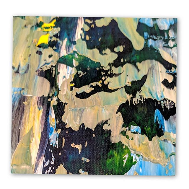 """Untitled"", 2019. Abstract Acrylic on Canvas JamesMaffei.com . . #paint #painting #art #artist #artwork #modernart #comtemporaryart #fineart #originalart #abstractart #acrylicpainting #abstractpainting #acryliconcanvas #paintings #gallery #interiordesign #decor #comtemporarypainting #acrylicpaint #canvaspainting #livermoreca #bayarea #eastbay #california #artistloft #liquitex #goldenpaints #sharewithgolden #palletknife #textures"