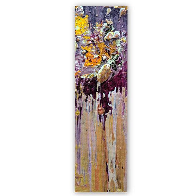 """Close up. """"Untitled"""", 2019. Acrylic on Canvas 'Abstract Collection' JamesMaffei.com . . #paint #painting #art #artist #artwork #modernart #comtemporaryart #fineart #originalart #abstractart #acrylicpainting #abstractpainting #acryliconcanvas #paintings #gallery #interiordesign #decor #comtemporarypainting #acrylicpaint #canvaspainting #livermoreca #bayarea #eastbay #california #artistloft #liquitex #goldenpaints #sharewithgolden #palletknife #textures"""