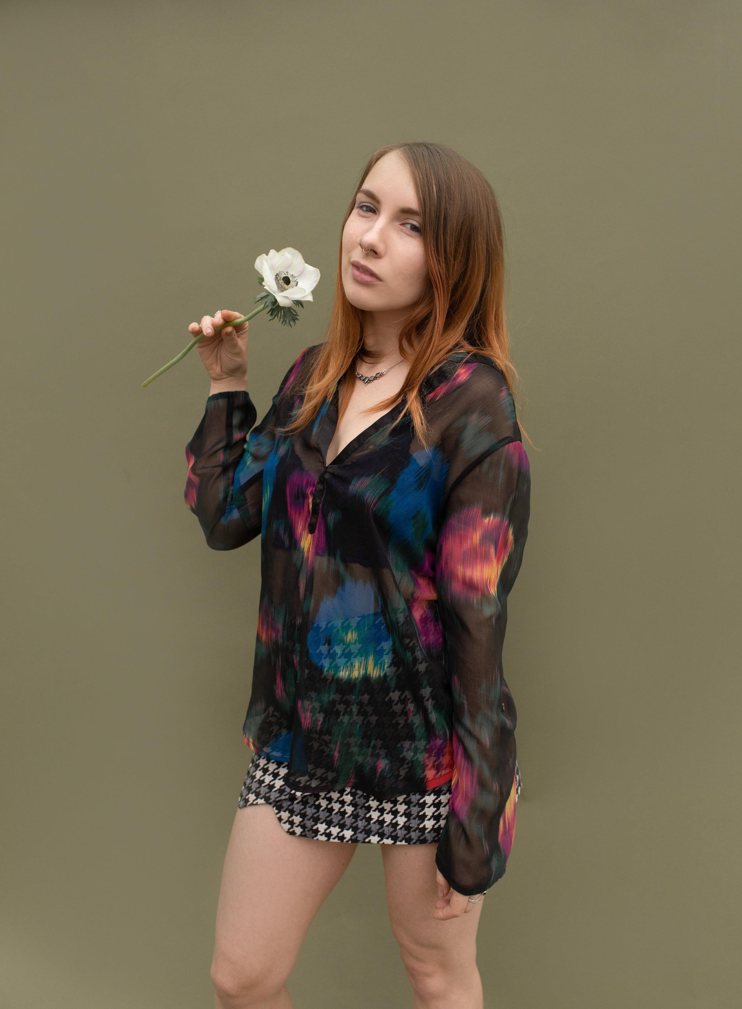 Melissa:  Artist, Florist , Stylist, Art Director, and Self Taught Herbalist