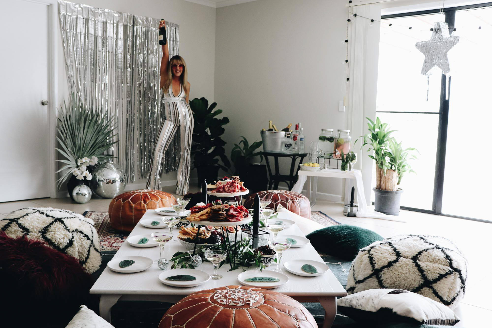 Disco Hens Party Cairns Penthouse - Event Styling and Catering by The Collection Co-5.jpg
