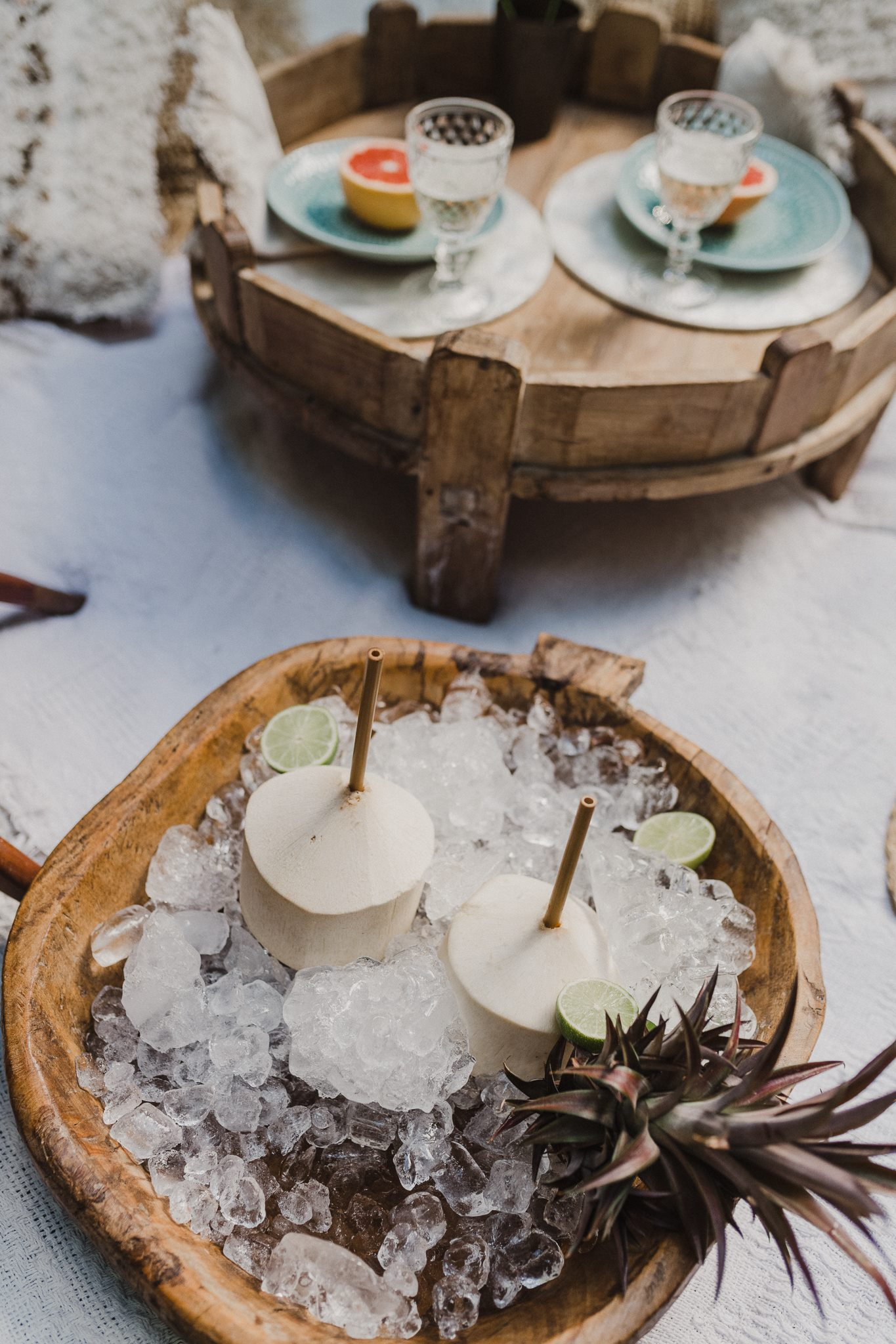 The Collection Co - Cairns - Catering - Styling - Picnic - Grazing- Engagament Photoshoot-5.jpg