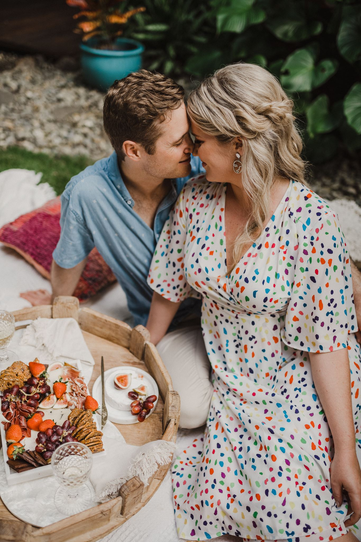 The Collection Co - Cairns - Catering - Styling - Picnic - Grazing- Engagament Photoshoot.jpg