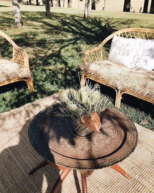 FOR THE LOVE OF CANE 〰️ Dreaming back to this balmy afternoon under the macadamia trees 🌿 for @felicity_reinalda & @nelsonreinalda epic celebration ✨ . . . 〰️ Styling + Hire @the.collection.co . . . #cairns #cairnsstyling #cairnsweddings #weddinginspo #outdoorreception #realbride #realweddings #bohobride  #cairnswedding #queenslandbride #modernbride #qldbride #cairnsstylist #heyheyhellomay #elopement #cairnsweddingplanner #styledbyme #styling #bohemian #weddingtrends2019 #weddingdecor #eventstyling #styledbar #destinationwedding #decorationideas #barstyling #weddingreceptiondecor #exploretnq #athertontablelands #qldbride