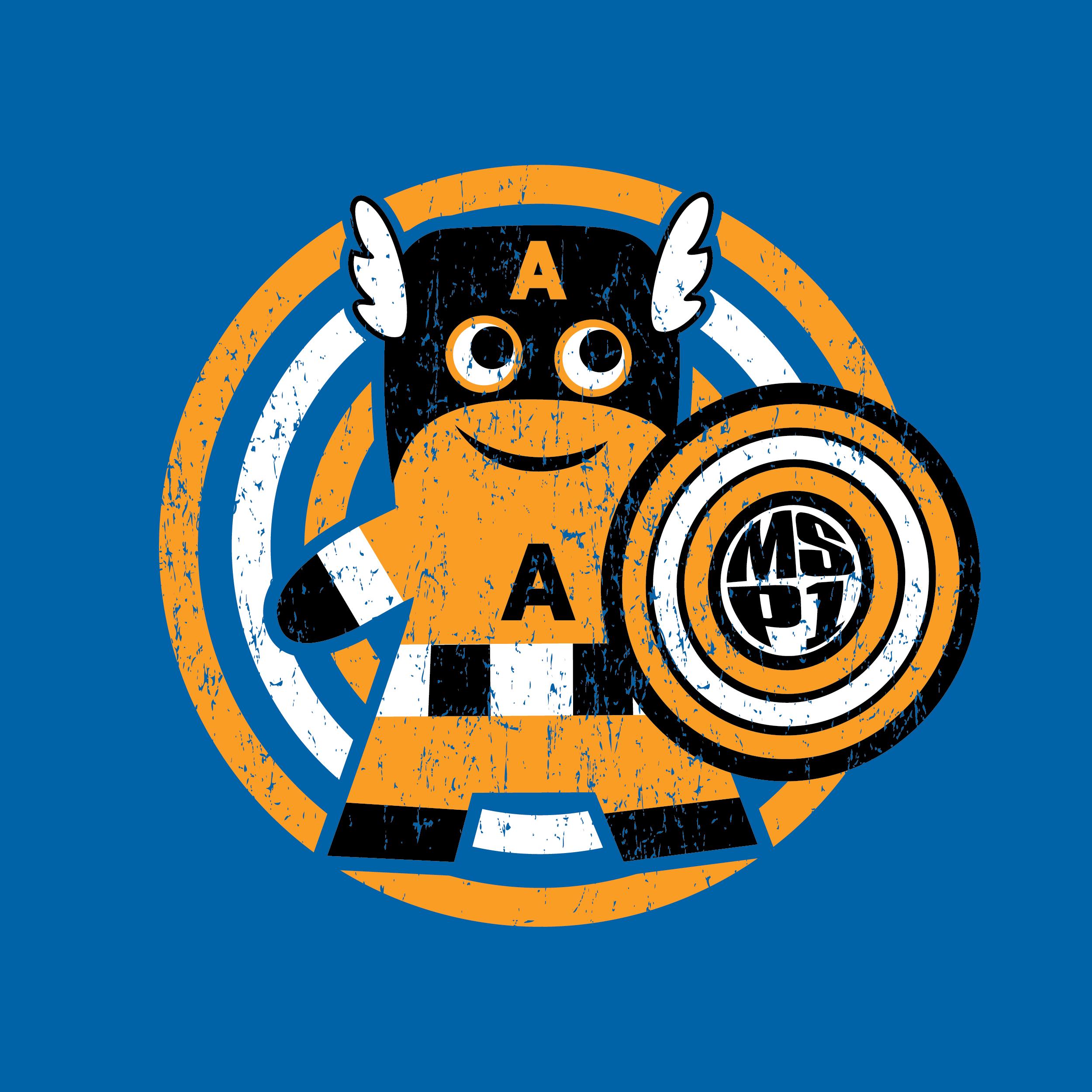 Amazon MSP1: Captain Amazon Shirt