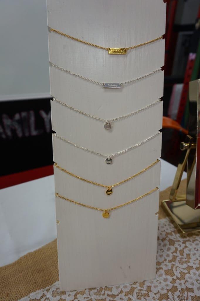 Hermana Mia necklaces