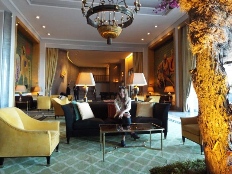Stunning Lobby in Lisbon