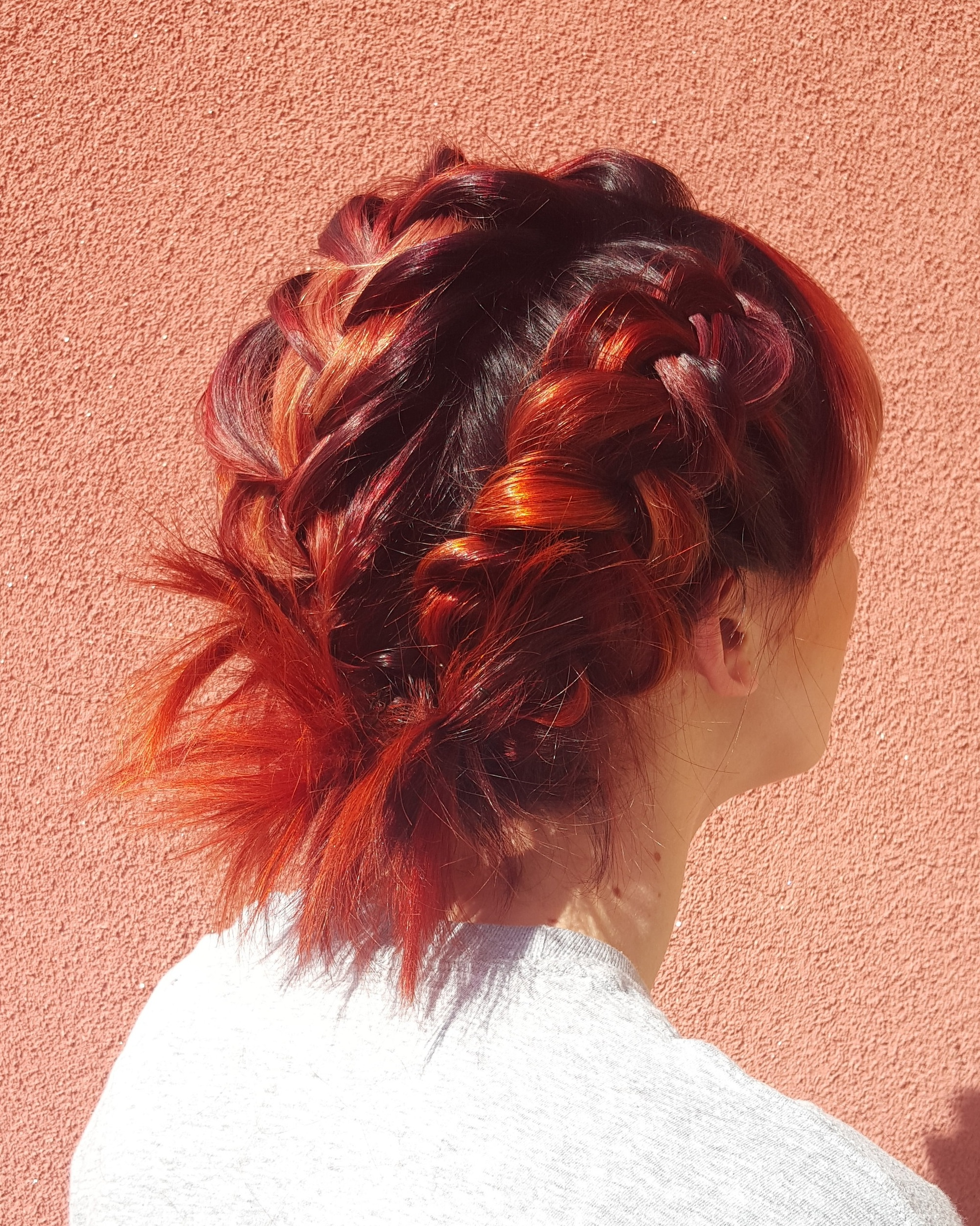 This look was created using A New Colour from Davines and Davines More Inside styling products.
