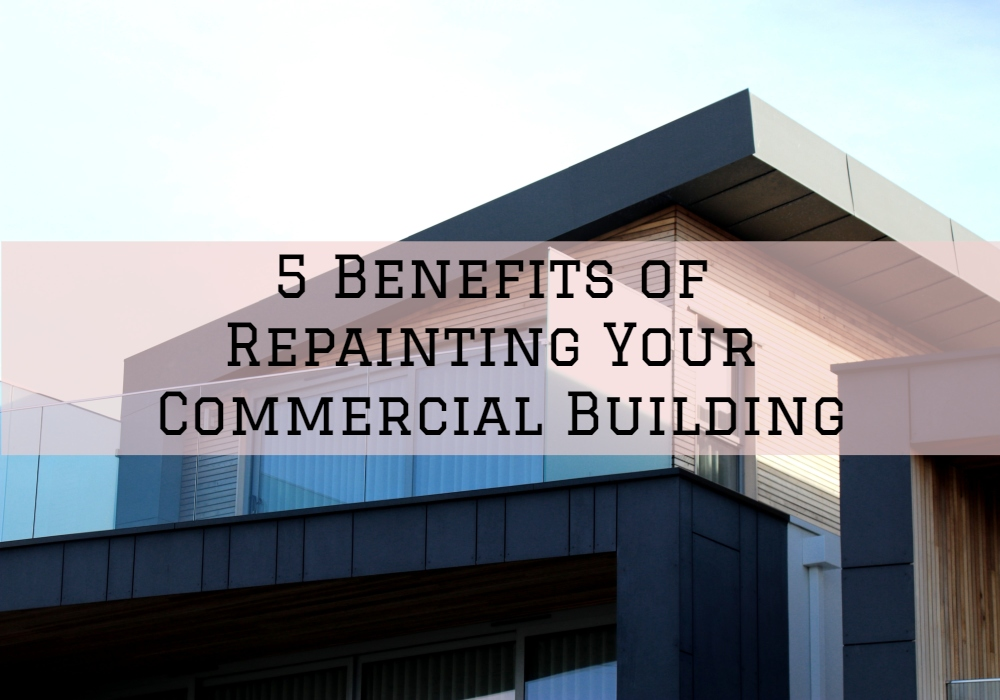 5 Benefits of Repainting Your Commercial Building.jpg