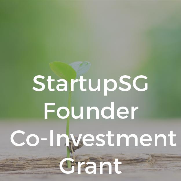 SG Startup Grant