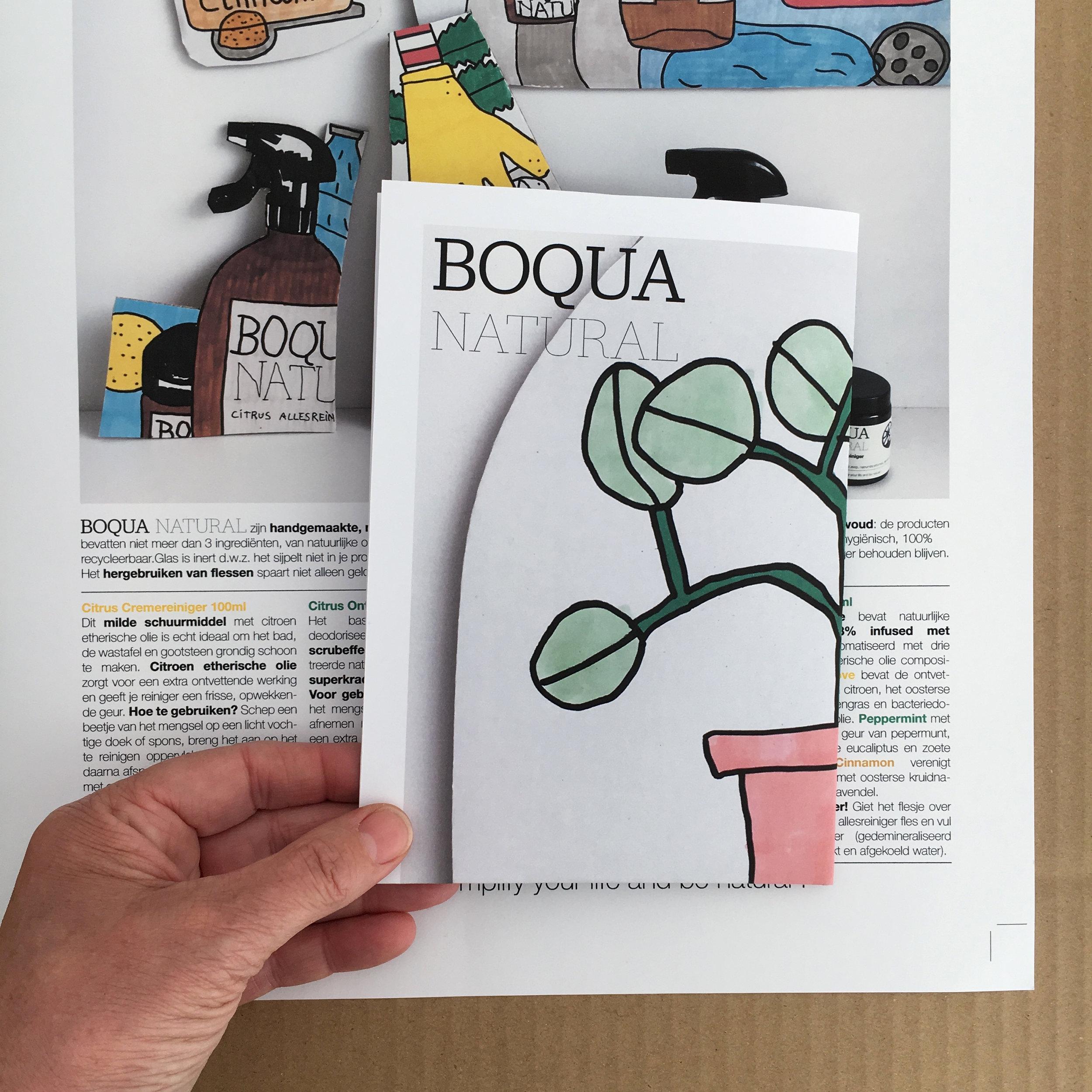 Boqua Natural folder
