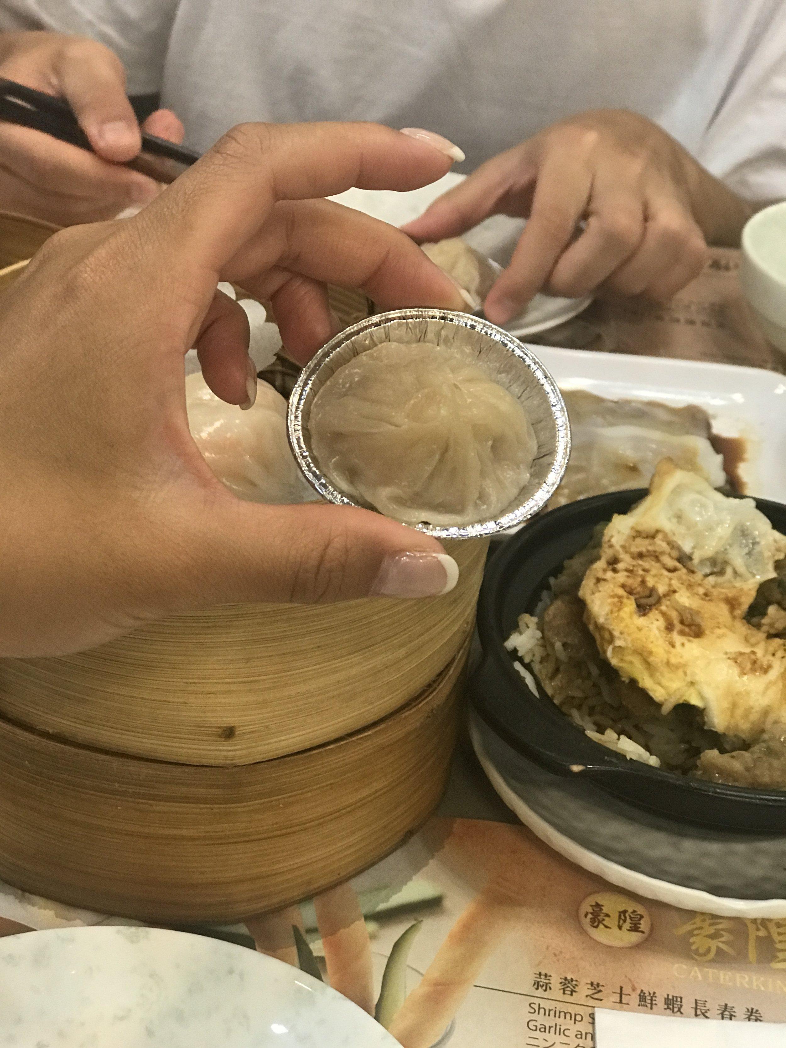 Xiao Long Bao - Soup Dumplings at Caterking