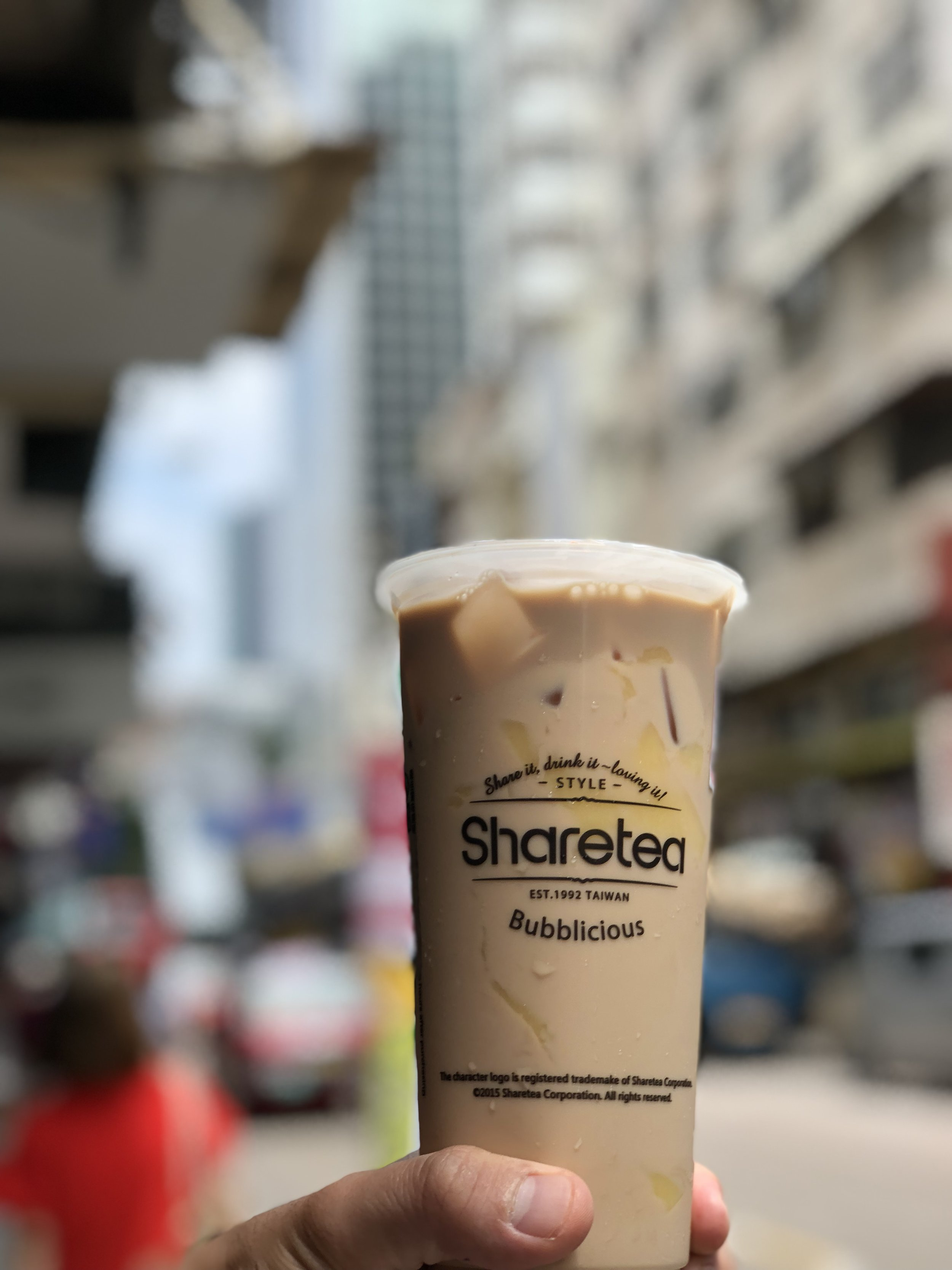 Pudding Milk Tea - Our go-to drink