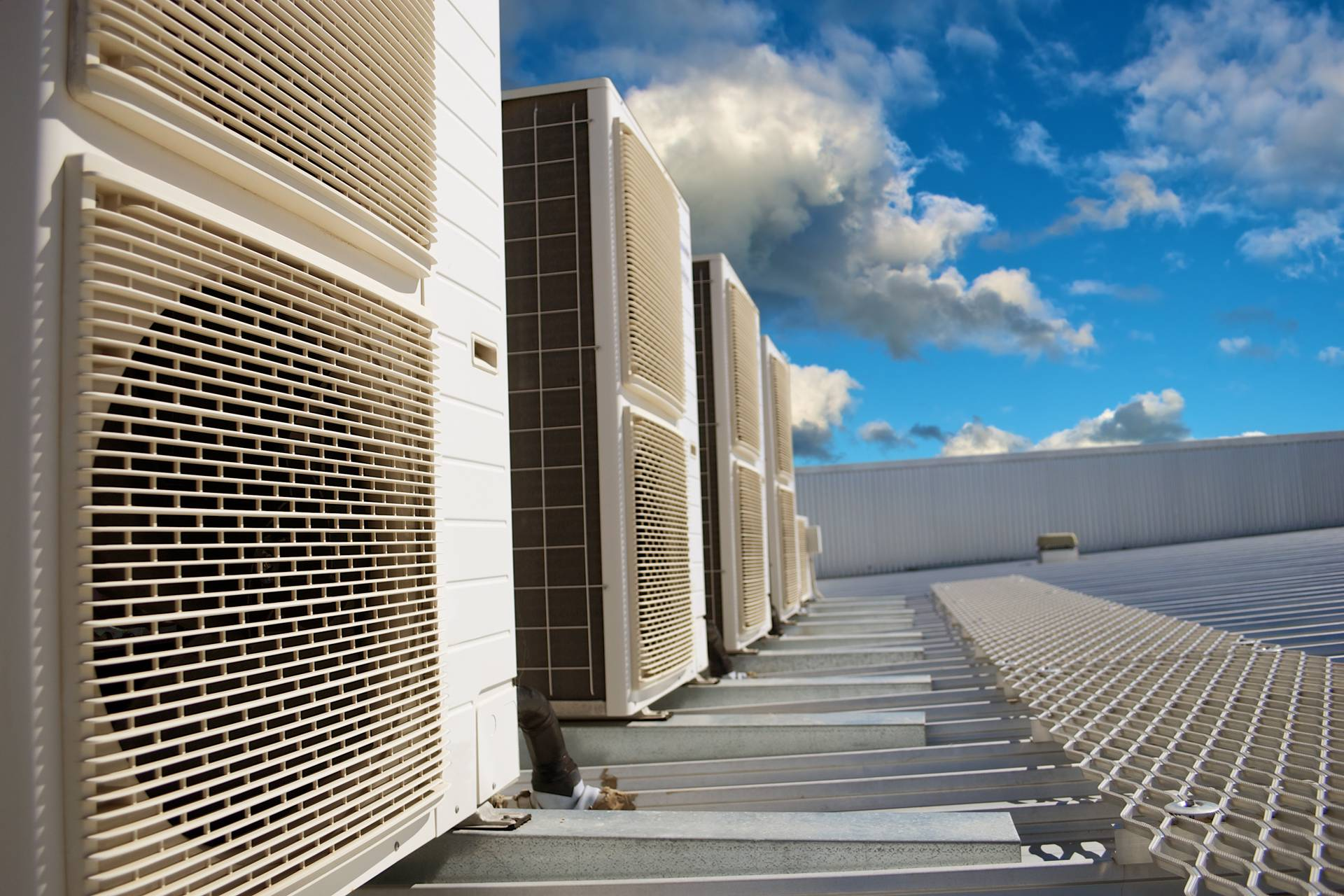 Heatpump / Airconditioning outdoor unit