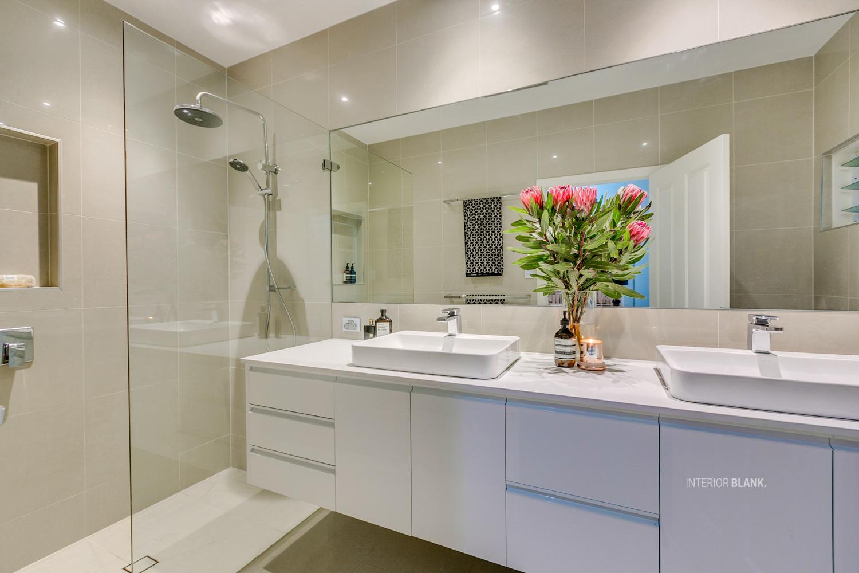 Copy of Custom made bathroom vanities